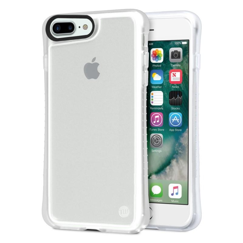 TUNEWEAR HYBRID SHELL + TUNEGLASS Anti shock case for iPhone 8 Plus / 7 Plus