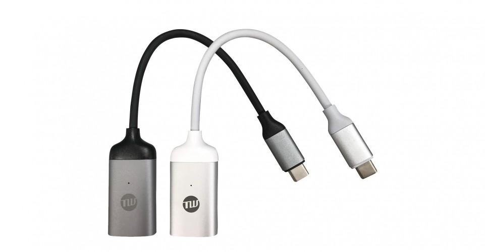 USB-C to MiniDisplay Port 変換アダプタ