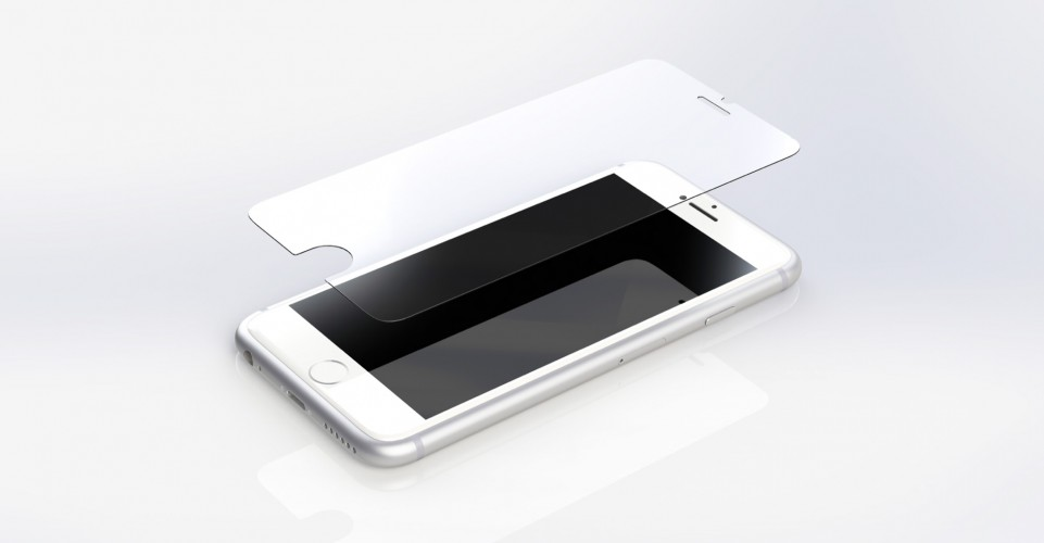 TUNEGLAZZ for iPhone 6s Plus/6 Plus