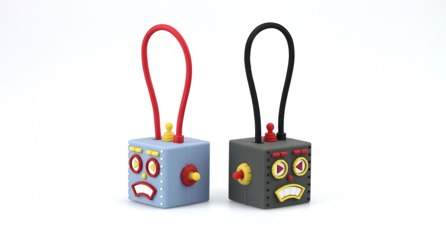 CableArt ロボット Lightningケーブル
