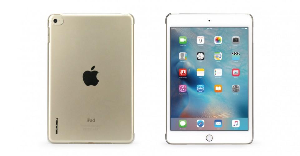 eggshell for iPad mini 4 fits Smart Cover