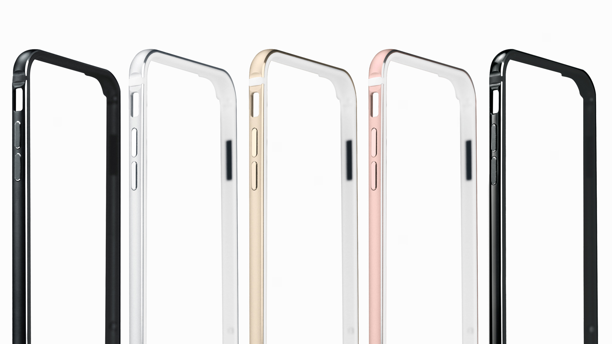 Frame X For Iphone 7 Tunewear Apple 6 Mplw Hybrid Film 5 Colors To Match Your New