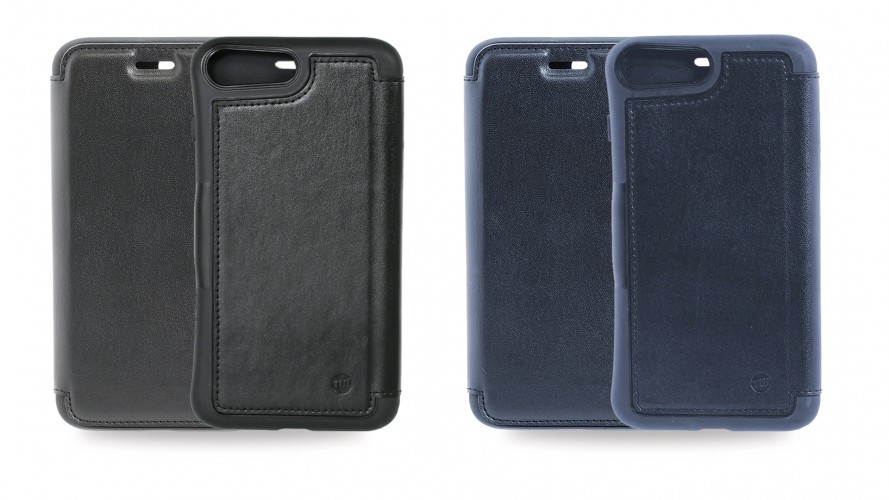 HYBRID CARD FOLIO 耐衝撃・手帳型ケース for iPhone 8 Plus