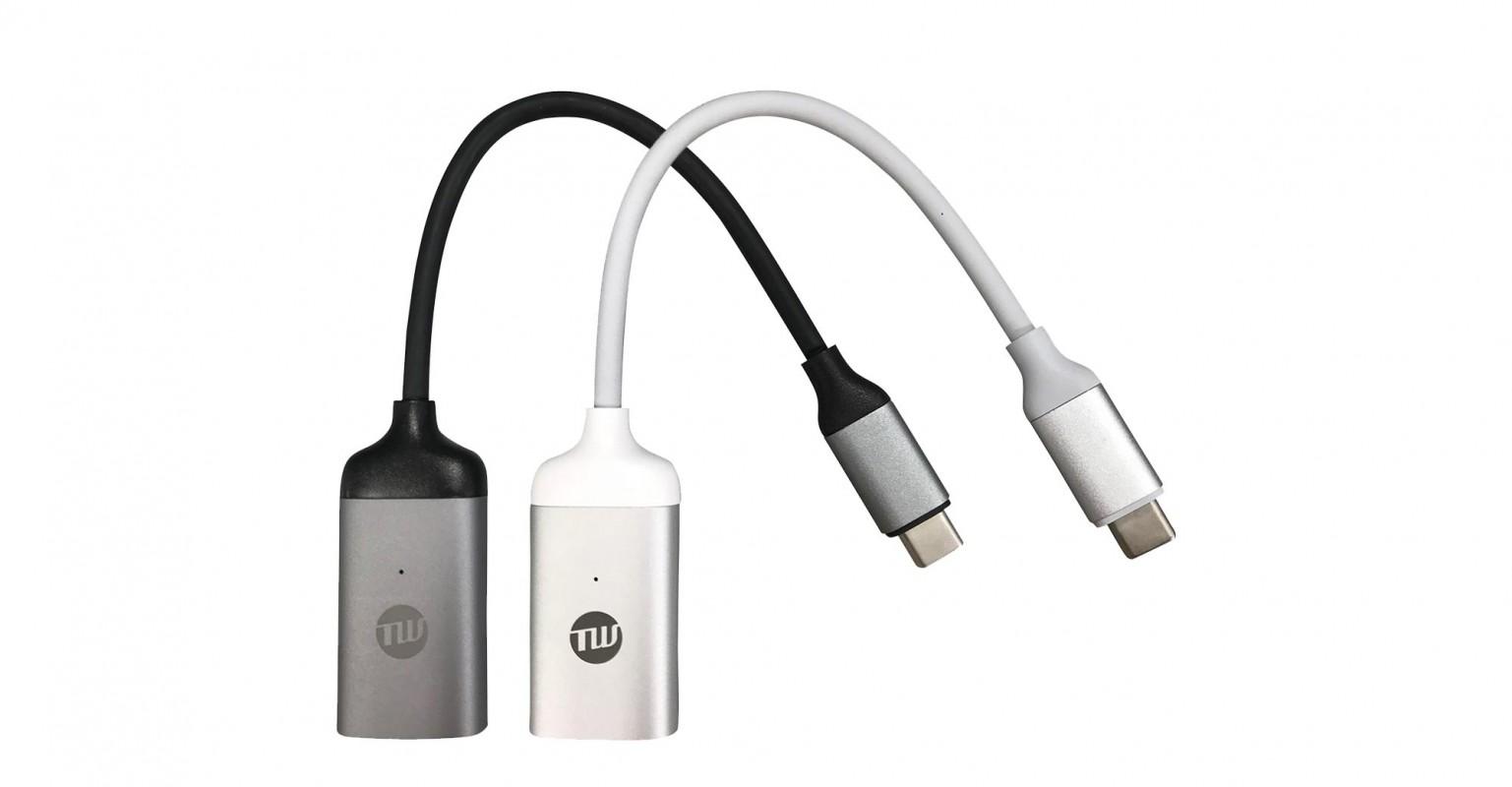 USB-C to Mini DisplayPort Adapter