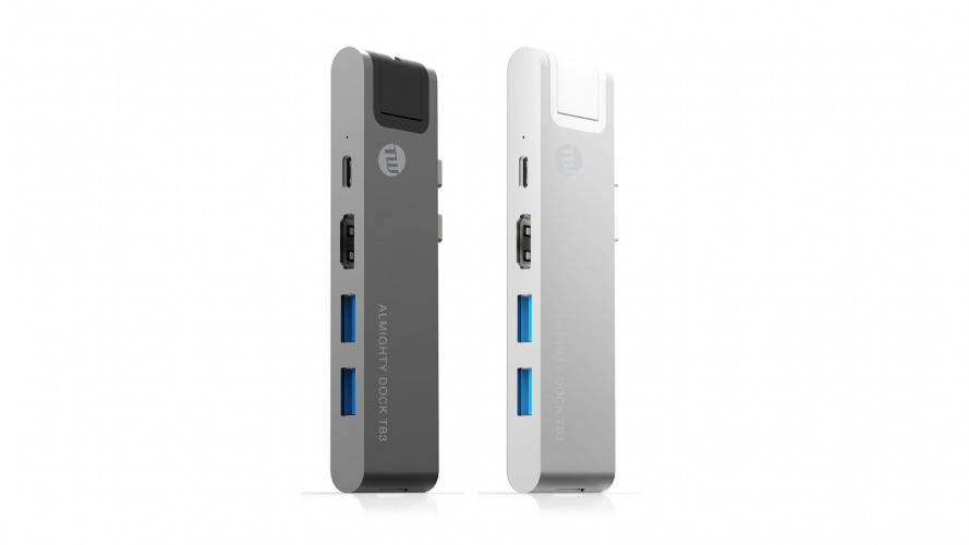 ALMIGHTY DOCK TB3 for MacBook Pro / Air