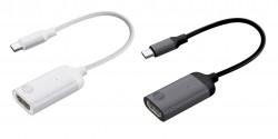 USB-C to HDMI v2.0 4K UHDTV (2160p) アダプタ