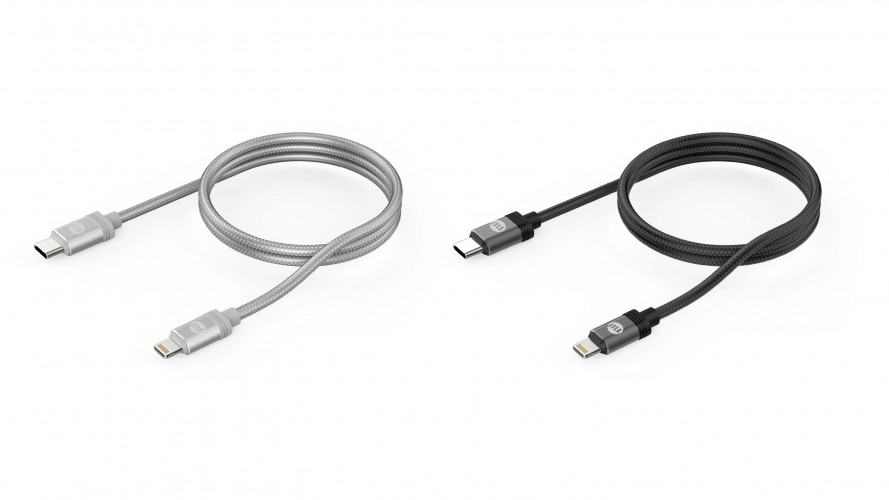 TUNEWIRE C-L USB-C to Lightning Cable 1.2m