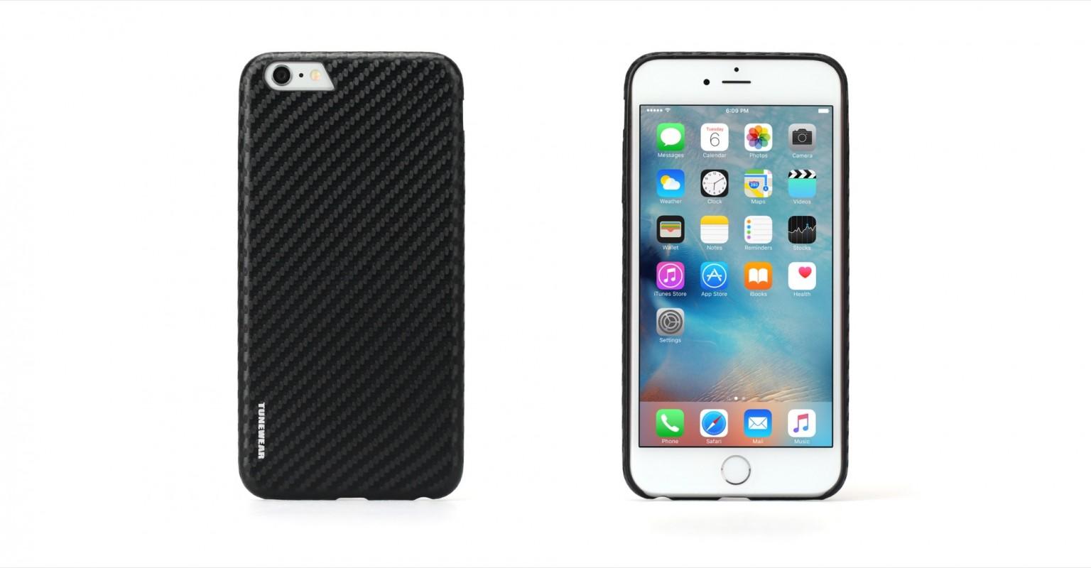 carbonlook for iphone 6s plus 6 plus tunewear