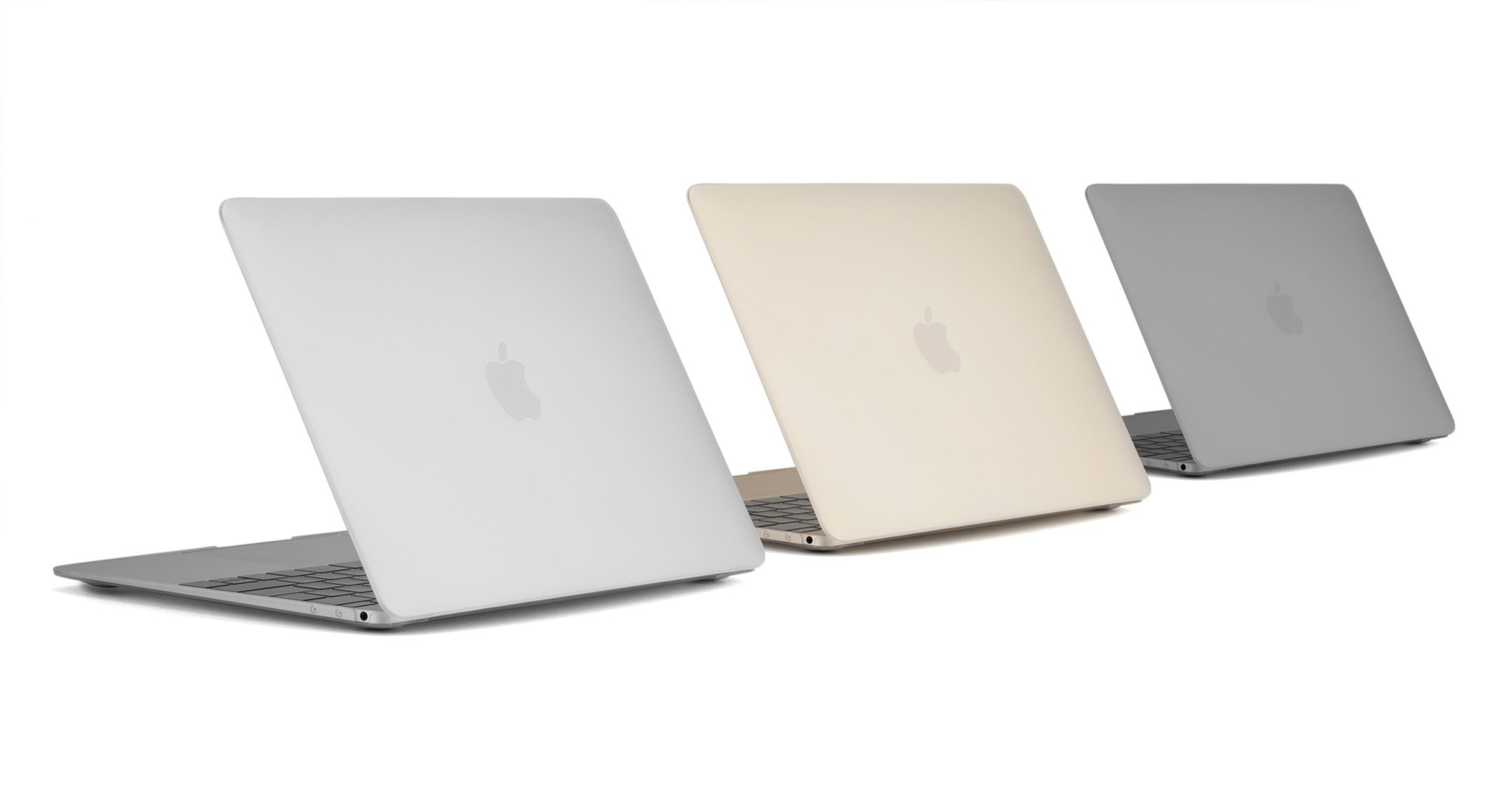 reputable site 7fc1e c3b8c eggshell frosted case for MacBook 12